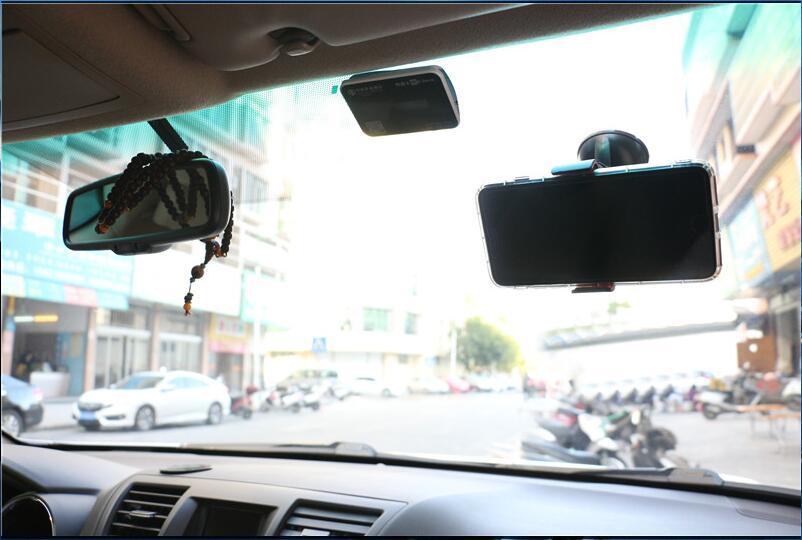 Vermetel Universele Auto Voorruit Mount Stand Cradle Bracket Houder Voor Mercedes W203 W204 Benz Peugeot 307 206 308 Opel Astra H J G