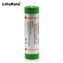 Liitokala new 100% ORIGINAL 3.6 V 18650 VTC4 2100 mAh with high current consumption 30A for electronic cigarette battery