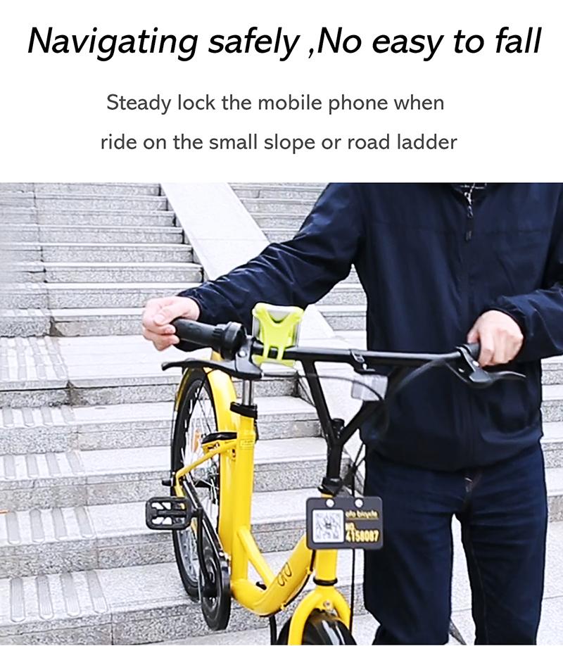 4 Bike Mobile Phone Holder