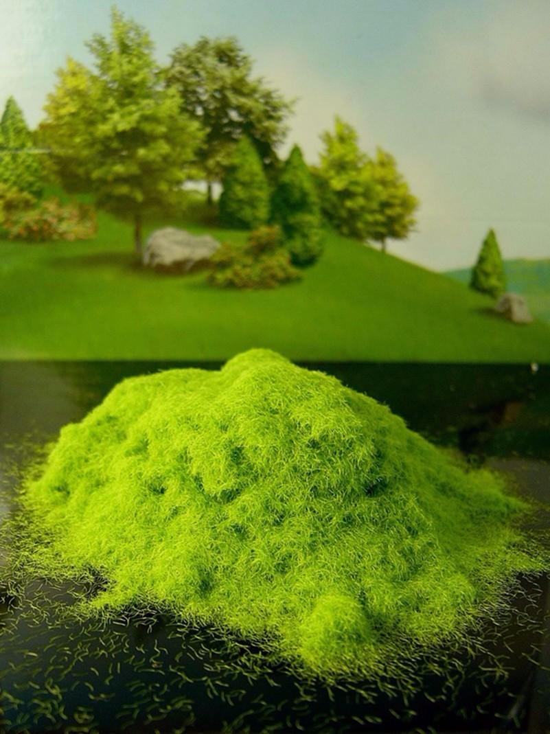 model decoration grass