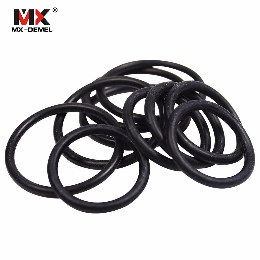 MX-DEMEL 225 piezas Kit de aire acondicionado HNBR O Rings Seal - Juegos de herramientas - foto 3