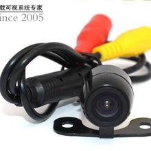 Высокое разрешение CCD универсальная камера заднего вида для всех автомобилей радио DVD-ПЛЕЕР