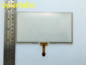 "Image 3 - Real new Frete Grátis 6.1 ""LA061WQ1 TD04 Do Painel da Tela de Toque LCD Digitador Para 2014 Toyota Corolla LA061WQ1 (TD) (04)"