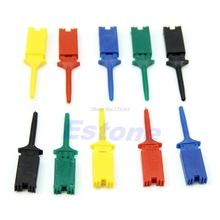 Mini Grabber SMD IC Hook Probe Jumper 5 Colors