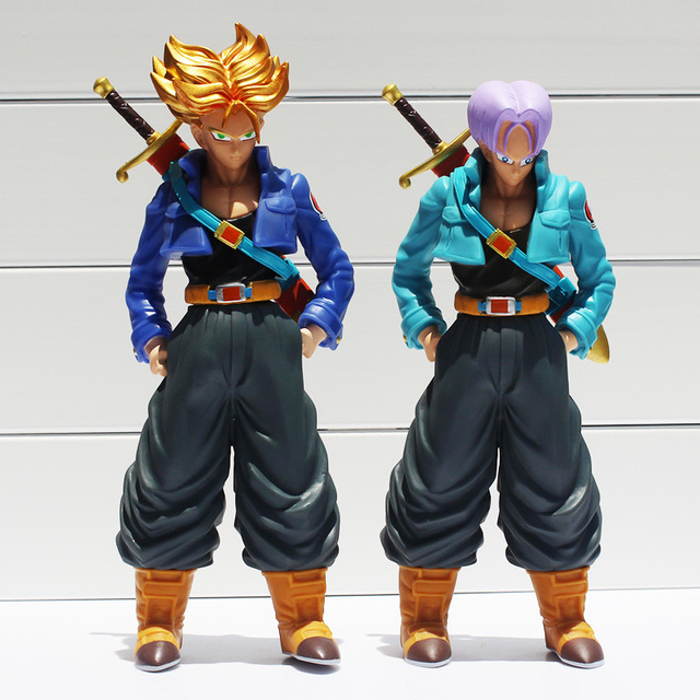 Dragon Ball Z Super Saiyan Trunks