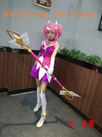 2016 LOL Star Guardian Lux cosplay costume Lux Cosplay Dress