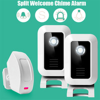 Welcome device shop store home welcome chime wireless infrared ir motion sensor door bell alarm entry.jpg 200x200