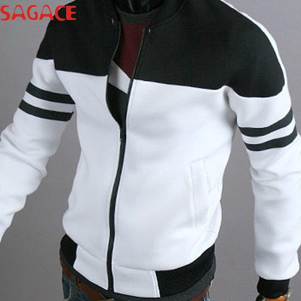 Stylish Jacket Men - Patchwork Sportswear  1