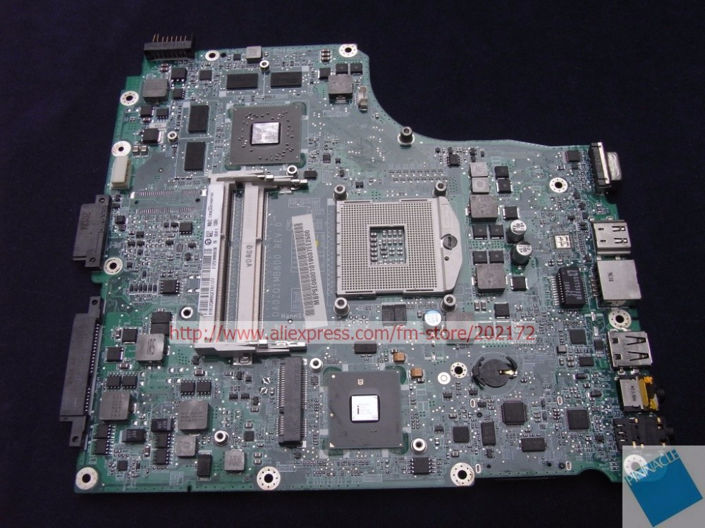 MBPSE06001 Motherboard for Acer aspire 4820 4820T DA0ZQ1MB8D0  tested good mbpec0b009 motherboard for acer aspire 3810t 3810tg 3810tz 6050a2264501 su2700 cpu tested good