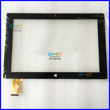 For 10.1 inch Oysters T104W 3G Tablet PC Touch screen digitizer panel Repair Sensor HK10DR2590