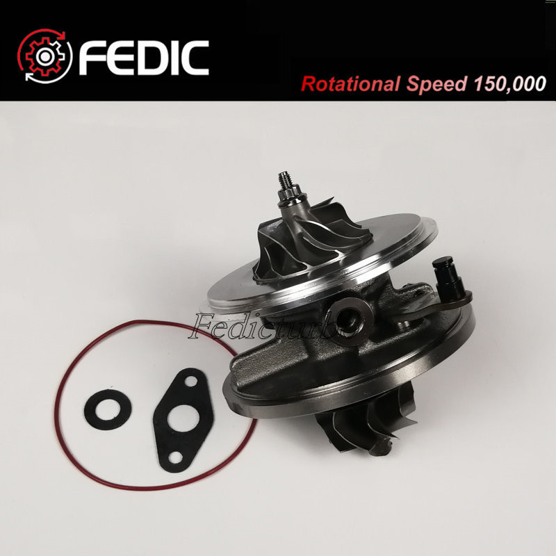 Turbo cartridge GT1749V CHRA 750431 Turbo charger for BMW Compact 320TD 320D 520D X3 150HP 110Kw