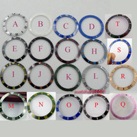New 20mm White Green Orange Colorful Stripe Nylon Watchband For Men S High Quality Watch Strap