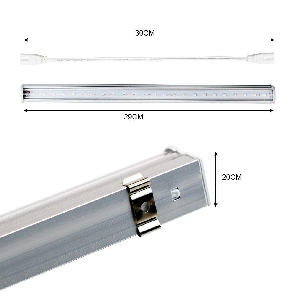 RAYWAY LED T5 Tube SMD2835 Фитолампа с висока - Професионално осветление - Снимка 2