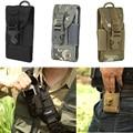 Coldre tático ao ar livre universal mini bag case para iphone/meizu m2/m3 mini/m3/doogee x5/max/xiaomi redmi 3/2/3 s/pro/mi4/mi4c