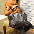 2016 Men Casual Briefcase Business Shoulder Bag Leather Messenger Bags Computer Laptop Bag Men's Travel Bags Bolsas