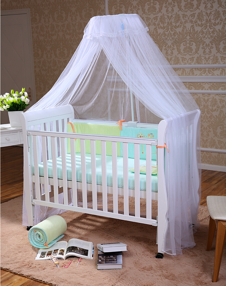 Online Buy Wholesale baby cot mosquito net from China baby ...