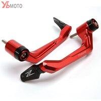 FOR KAWASAKI Z250 Z300 Z400 Z750 Z800 Z900 Z1000 Z900RS Z1000SX Z1000R Motorcycle Handguards Handlebar Hand Guard Grips Bar Ends
