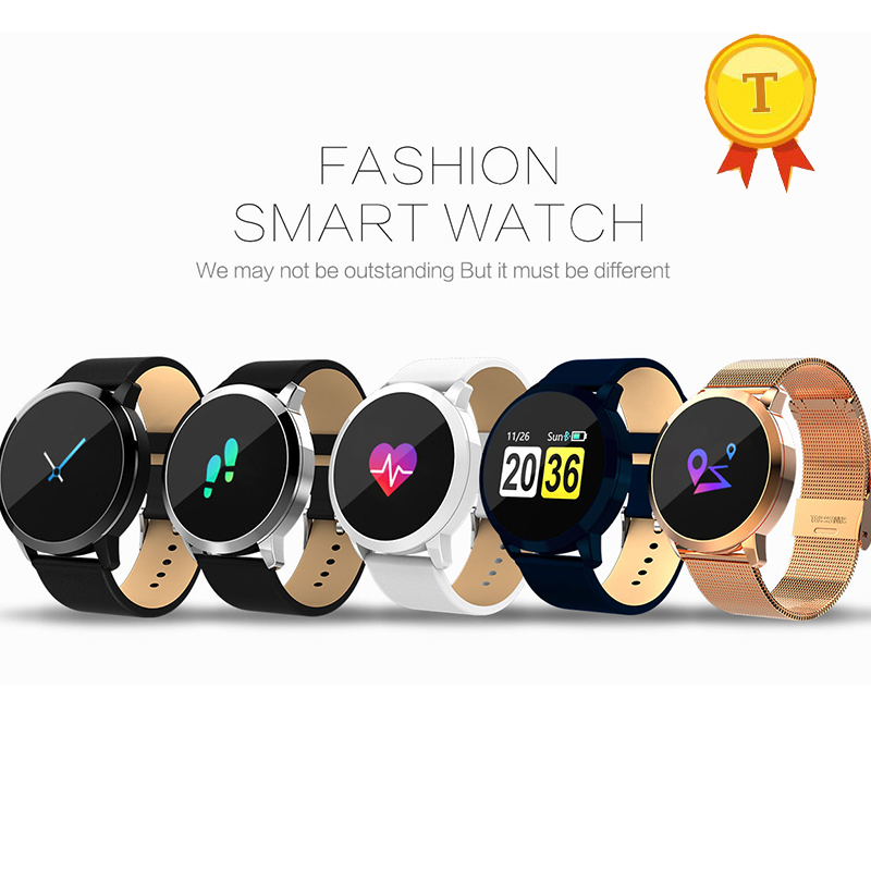 Smart Watch Waterproof Sport Fitness Bracelet Heart Rate Blood Pressure Message push Pedometer smart band for Android ios phones chiclits q8 smart watch waterproof sport fitness bracelet heart rate blood pressure message reminder pedometer for android ios