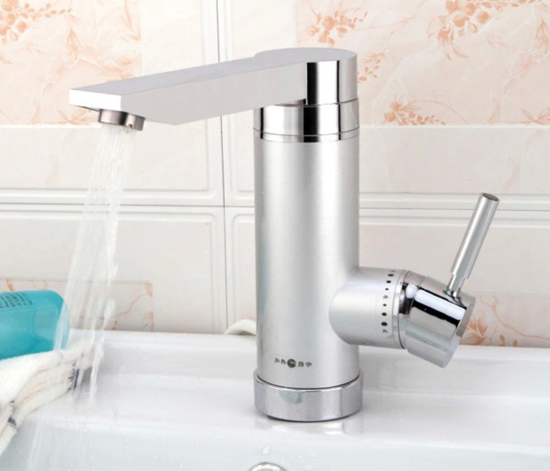 Tankless Hot Faucet With Leakage Protection Electric