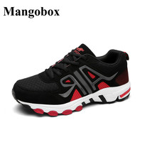 Big Sizes Mens Running Shoes 2016 Comfortable Sport Men Shoes Good Quality Athletic Shoes Men Non