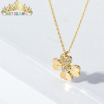 heart-shaped 14k  gold necklace AU58.8  14K Necklace