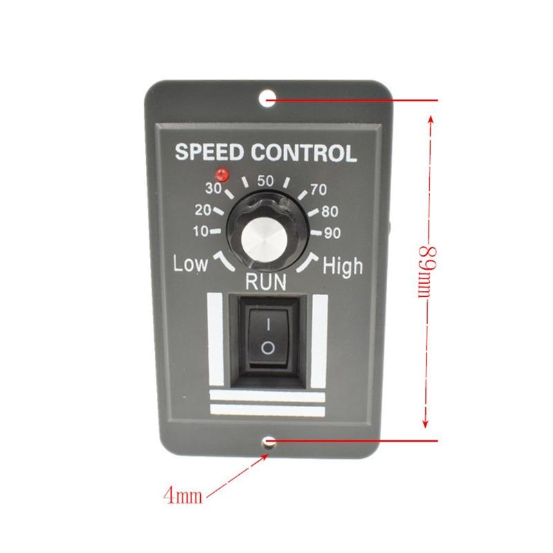 Interruptor de controle ajustável do redutor do