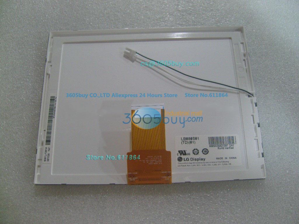 LB080S01-TD01 8 inch display 4:3