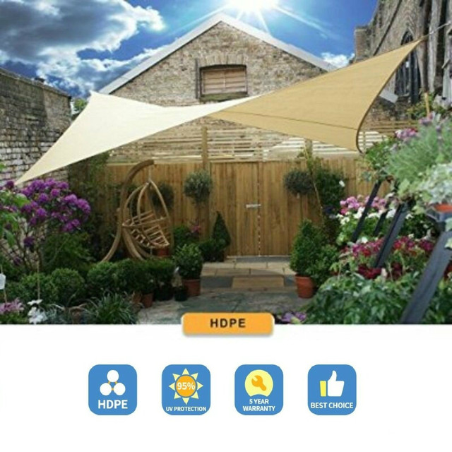 Jinguan Net Square 16u0027 X 16u0027 Sun Shade Sail Canopy UV Block Outdoor Patio  sc 1 st  AliExpress.com & Jinguan Net Square 16u0027 X 16u0027 Sun Shade Sail Canopy UV Block ...