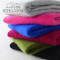 Moda O-cuello Cuello Suéter de Cachemira Visón Tejer Suéter Manga Farol Floja Suéteres de Géneros de Punto