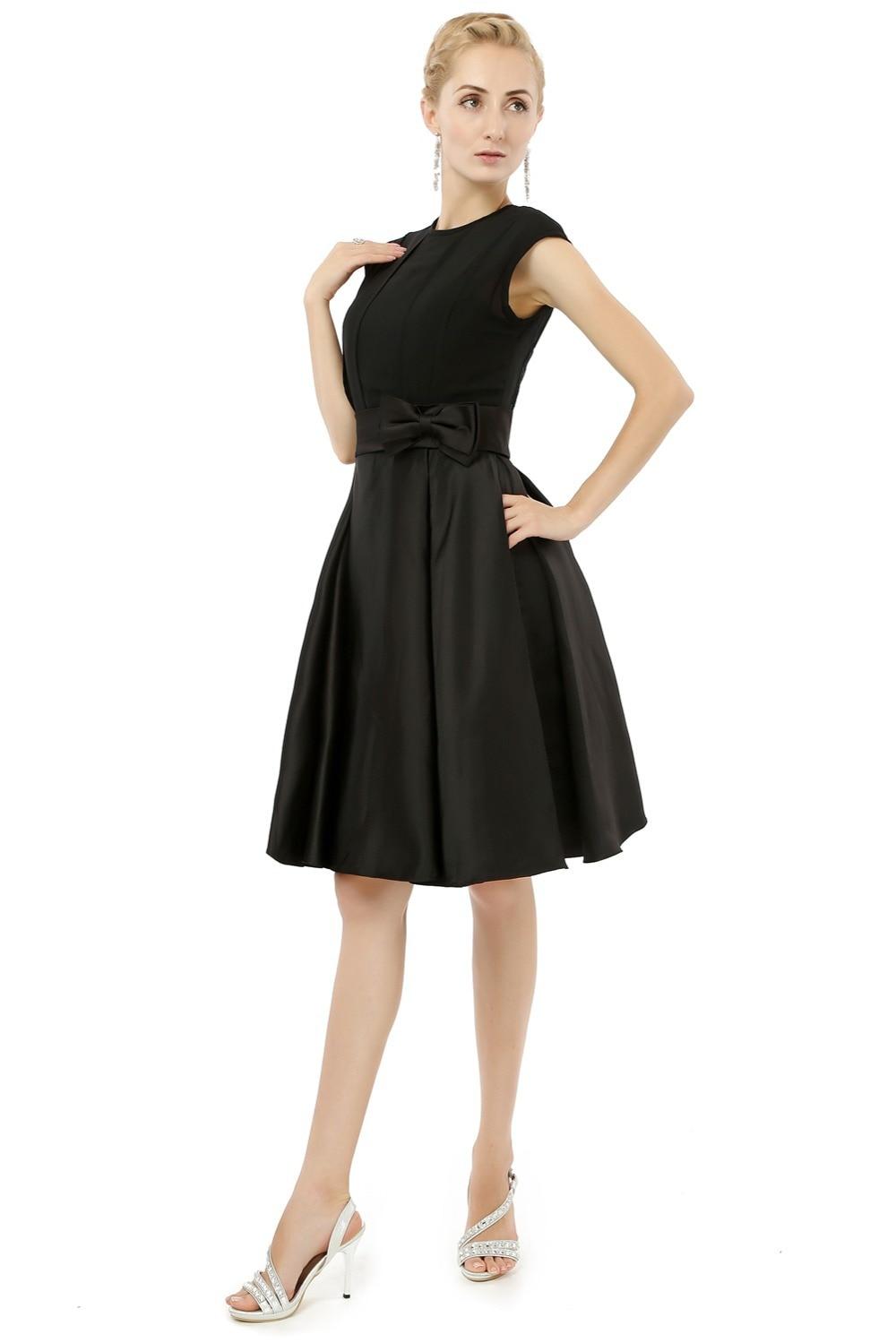 100 Real Model Mujeres A Estrenar Sexy Vestido Negro