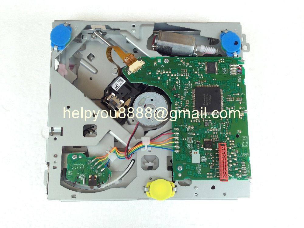 Brand new single cd  loader DXM9550V DXM9550VME mechanism for VW RCD310 RCD315 RNS315 car CD navigtion audio-in Car Multimedia Player from Automobiles & Motorcycles    1