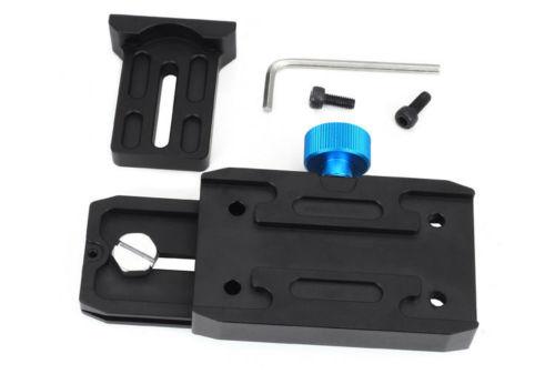 Fotga DP500 II QR Quick Release Plate for 15mm Rail Rod System DSLR Follow Focus