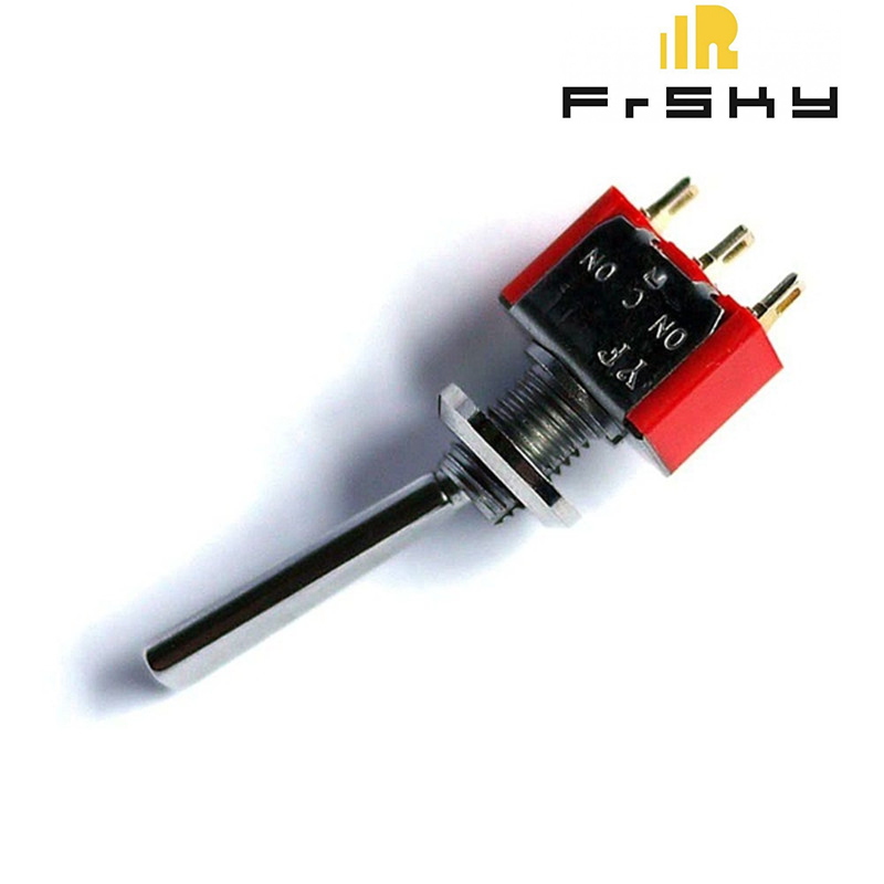 Feiying FrSky X9D Transmitter Accessories Toggle Switch For RC Transmitter Spare Parts Quadcopter Parts