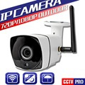 HD 720 P 1080 P Wi-Fi Ip-камера Открытый Пуля XMEye P2P Видеонаблюдения 1.0MP Беспроводная Ip-камера Onvif 2-МЕГАПИКСЕЛЬНАЯ Для Дома безопасности