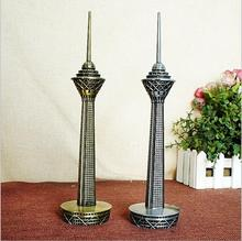 New home furnishings Iran Moldova metal crafts architectural model decorations