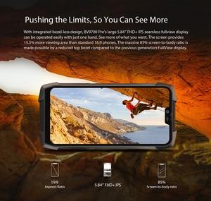 "Image 4 - Blackview BV9700 Pro Helio P70 6GB+128GB IP68 Waterproof Mobile Phone 5.84"" 19:9 FHD+ IPS 4380mAh Android 9.0 Smartphone NFC"