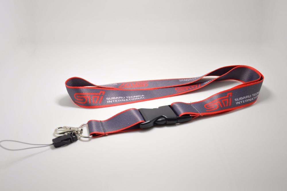 STI JDM Lanyard For Key/Phone w/ iLL Fresh As Fck Domo Shocker, etc Nos Turbo keychain key ring