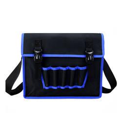Водонепроницаемая сумка для инструментов уплотненные оксфорды ткань инструмент Многофункциональный Органайзер большое пространство для