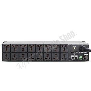 Image 3 - Pro karaoke sistema de som de áudio dj 16 canais wifi filtro multi função controlador de seqüência de energia fonte controlador de sincronismo