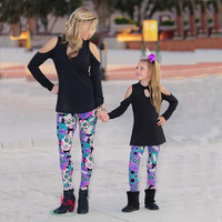Mother Kids Family Matching Clothes Autumn Spring Mother And Daughter Matching Clothes Family Matching Clothes Set