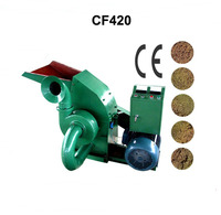CF420B 7.5KW Wood Hammer Mill Animal Feed Hammer Mill