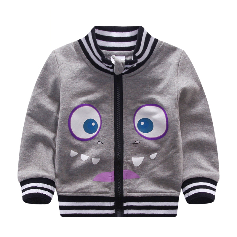 75f6fde11307 Cotton Long Sleeve Toddler Boy Girl Infant Jacket Capes Baby Kleding ...