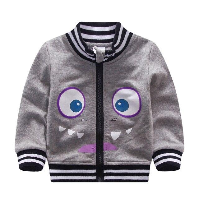 b226099f6 De algodón de Manga Larga Niño Niño Niña Bebé Chaqueta Capes Bebé Kleding  Moda Cardigan Bolero Outwear Abrigo de Otoño Recién Nacido 70D016 en ...