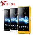 Разблокирована Восстановленное Оригинал Sony Xperia go ST27i mobilr телефон Gps-wi-fi-mp3-bluetooth-3g-телефон 1 год гарантии Drop доставка