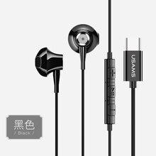 Универсальный мм 3,5 мм наушники-вкладыши стерео наушники с микрофоном для сотового телефона музыка вкладыши бас стерео звук гарнитура шумоподавление