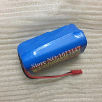 11.1V 2800mAh Robotic 18650 Battery replacement for Chuwi ilife V3 V3+ V5S V5 PRO CW310 Robot Vacuum Cleaner Part accessories