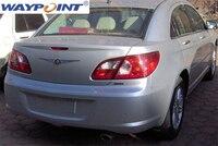 Silenciador de escape de cromo de extremo de tubo para Chrysler Sebring 2007- 2010