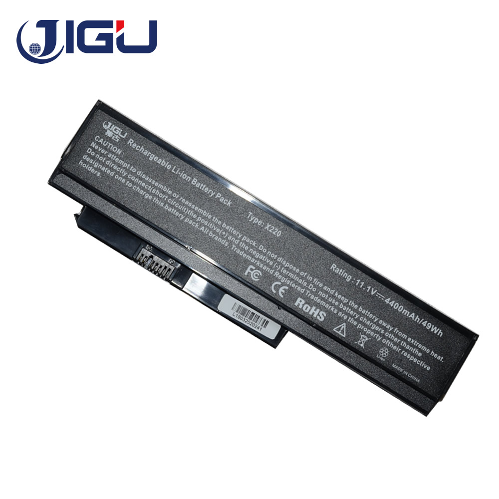 JIGU Laptop Battery 0A36282 42T4875 ASM 42T4862 FRU 42T4861 42T4861 42T4863 42T4865 42Y4864 42Y4874 For Lenovo For ThinkPad X220