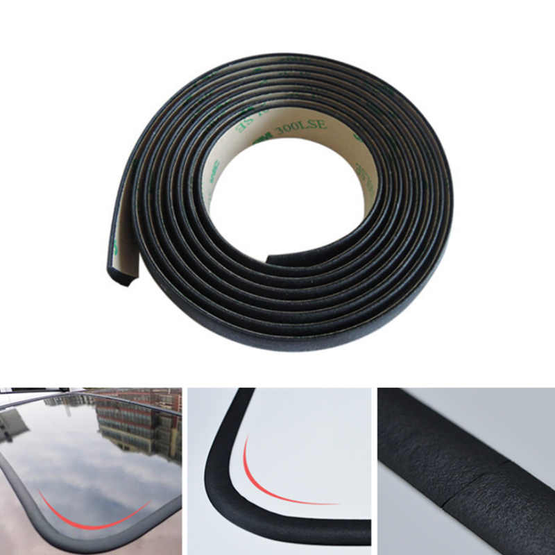 Car Door Roof Sunroof Sealed Soundproof Strip For Toyota Corolla Avensis Rav4 Yaris Auris Hilux Prius Verso Mg 3 Zr Buick Aliexpress