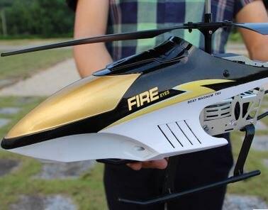 3,5 канальный гироскоп супер большой пульт дистанционного управления летательный аппарат Дроп вертолет зарядка игрушка модель беспилотный самолет - Цвет: B2 86cm